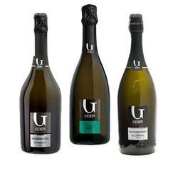 Prosecco Vorteilspaket (6 Flaschen) - Gemin Spumanti
