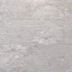 neu.holz Vinyl Laminat ca. 1 m2 'Slate Grey Oak' Bodenbelag Selbstklebend rutschfest 7 Dekor-Dielen für Fußbodenheizung