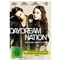 Daydream Nation - DVD  Filme