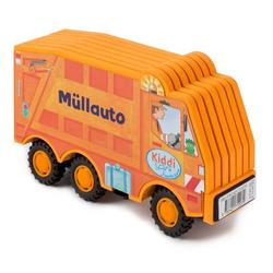 Mein Kiddilight-Auto Müllauto