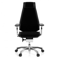 HJH Office Genidia Pro Stoff schwarz