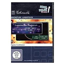Wachstum - logistisch  1 DVD - DVD  Filme