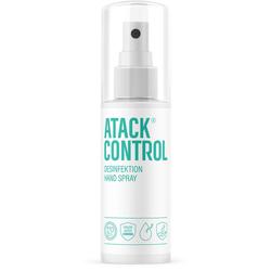 ATACK Control Desinfektion Hand Spray 100 ml