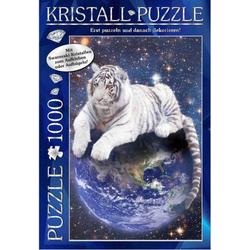 Swarovski Kristall Puzzle 1000 Teile Motiv: World of Discovery
