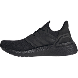 adidas Ultraboost 20 W core black/core black/solar red 38 2/3