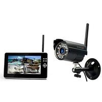 Technaxx Easy Security Kamera Set TX-28 schwarz