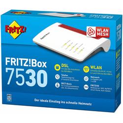 AVM FRITZ!Box Fon WLAN 7530 WLAN AC/N Modem Router VoIP