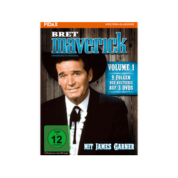 Bret Maverick, Vol. 1 DVD