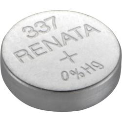 Renata 337 SR416SW 1,55V Uhrenbatterie