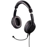 Hama Black Desire Headset schwarz