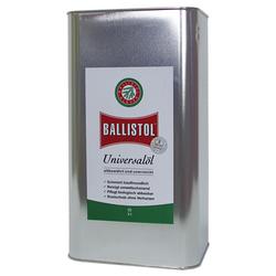 (24,00 EUR/l) BALLISTOL Universal Öl 5 l