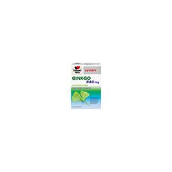 DOPPELHERZ Ginkgo 240 mg system Filmtabletten 120 St