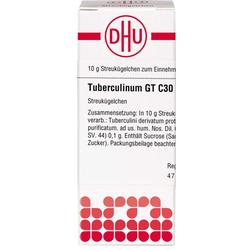 TUBERCULINUM GT C 30 Globuli 10 g
