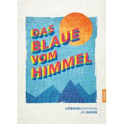 Das Blaue vom Himmel als Buch von