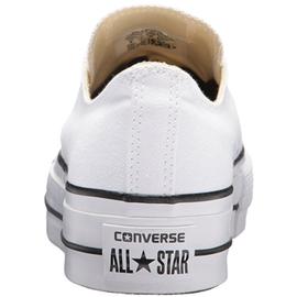 Converse Chuck Taylor All Star Platform Low Top white/black/white 38
