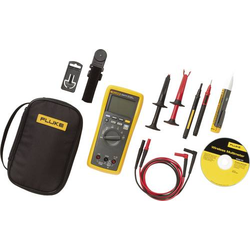Fluke FLK-3000FC/1AC-II COMBO KIT Hand-Multimeter digital Grafik-Display, Datenlogger CAT III 1000 V