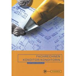 Fachrechnen Konditor/ Konditorin