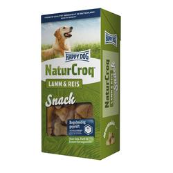 HAPPY DOG NaturSnack Lamm & Reis