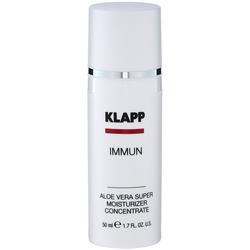 Klapp Cosmetics Immun Aloe Vera Moist Concentrate 50 ml