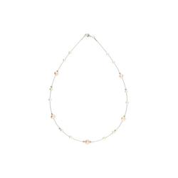 JuwelmaLux Perlenkette Perlen Brautcollier