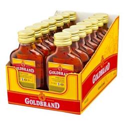 Prinzenwappen Goldbrand 30,0 % Vol. 100 ml, 14er Pack