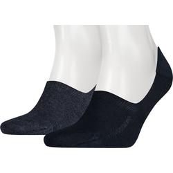 Levi's® Füßlinge Levi's® 2 Paar Füßlinge Socken blau 35-38