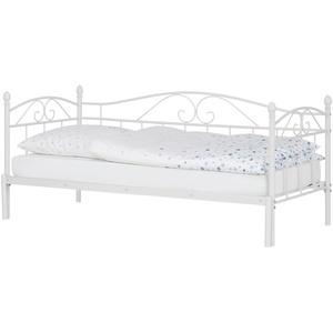 Basispreis* Tagesbett mit Auszug  Harrow ¦ weiß
