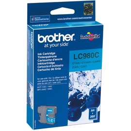 Brother LC-980C cyan