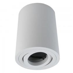 Deckenlampe Deckenleuchte Außenleuchte Außenlampe IP20 weiss Zylinder Aluminium Aufputz Sensa GTV 6776