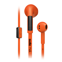Sudio TVÅ In Ear Kopfhörer Orange