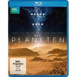 Die Planeten  [2 BRs]