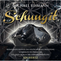 SCHUNGIT als Hörbuch CD von Michael Reimann