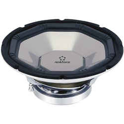 Renkforce Auto-Subwoofer-Chassis 300mm 500W 4Ω