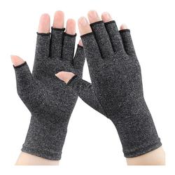 kueatily Baumwollhandschuhe 1 Paar Arthritis-Handschuhe Kompressions-Arthritis-Schmerzlinderung Rheumatoide Osteoarthritis L