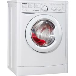Indesit Waschtrockner EWDC 6145 W DE, 6 kg / 5 kg, 1400 U/Min, Waschtrockner, 20276655-0 weiß weiß