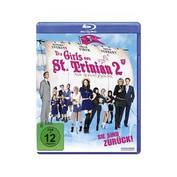 Die Girls von St. Trinian 2 - Auf Schatzsuche Blu-ray