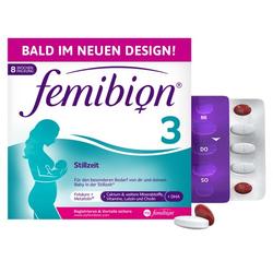 FEMIBION 3 Stillzeit (1x 56 Kps. + 1x 56 Tbl.) 2X56 St