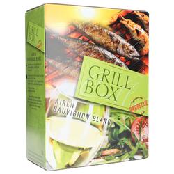 GRILLBOX Airen Sauvignon blanc 11% 3 L