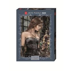 HEYE Puzzle HEYE 29198 Victoria Francés Favole Poison 1000 Teile Puzzle, 1000 Puzzleteile