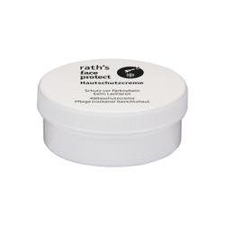 rath's face protect Gesichtsschutzcreme, Fetthaltige Schutzcreme schützt vor Farbnebeln beim Lackieren, 100 ml - Dose
