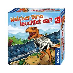 Kosmos Spiel, Welcher Dino leuchtet da?? - Memo-Spiel