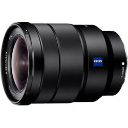 Sony SEL-1635Z E-Mount Vollformat Objektiv, (E 16-35mm F4, OSS, APS-C)