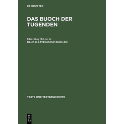 Lateinische Quellen als Buch von