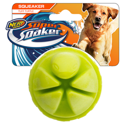 Nerf Dog Super Soaker Schildkröte grün