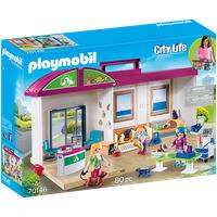 Playmobil City Life Mitnehm-Tierklinik (70146)