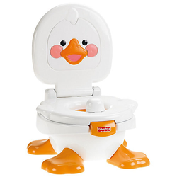 Fisher-Price Lerntöpfchen und Fußbank - Duckie
