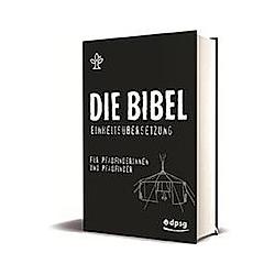 Die Bibel für Pfadfinderinnen und Pfadfinder  Einheitsübersetzung - Buch