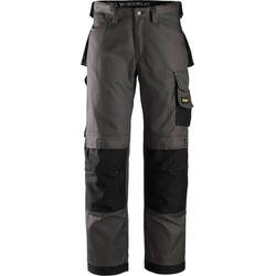 Snickers Workwear Arbeitshose DuraTwill Gr. 48 - 56 grau 52