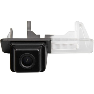 HD 720p Rückfahrkamera für universelle Monitore (RCA) (Farbe: schwarz) für Mercedes Fortwo/Smart ED/Smart 451/Smart Fortwo 2007–2014