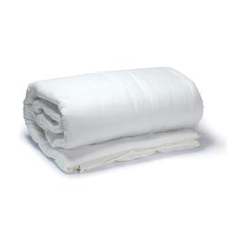Bett, Casa Colori, Kinder Gewichtsdecke 2,5kg Therapiedecke 100x135 cm weiß
